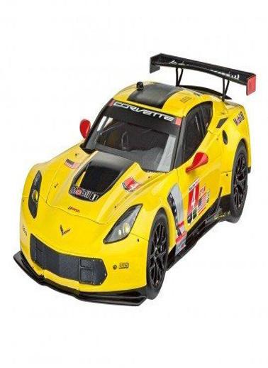 Revell Revell Maket Seti Corvette Renkli